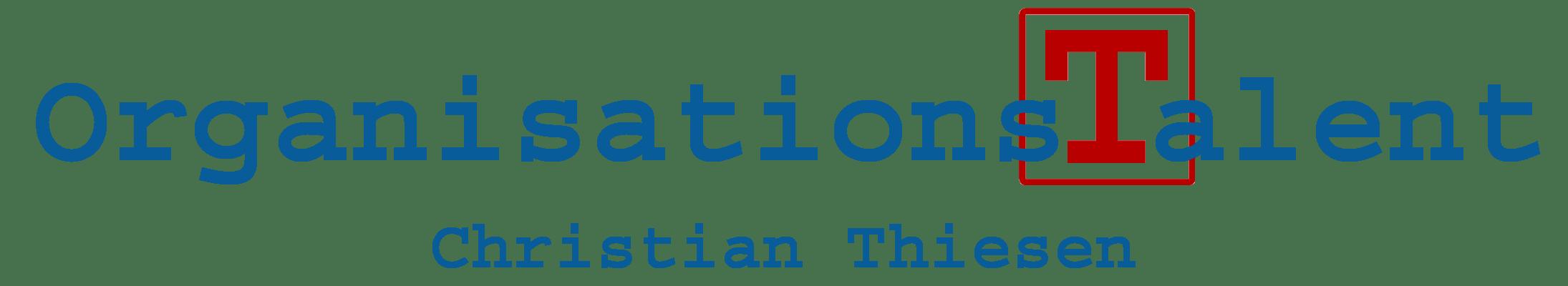 OrganisationsTalent.eu | Christian Thiesen